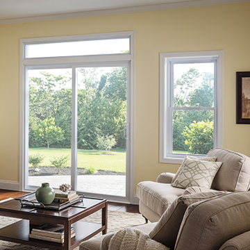 Silver Line® 5800 Series sliding patio door & Affordable Windows and Doors - Patio Doors
